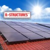 K-Structures Sustainable Energy Roof Solution