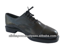 Army NCC Uniform Oxford Shoes with Rubber Outsole in DMS Construction