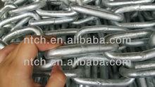 ordinary mild steel link chain, short/ medium/ long welded chain