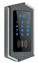 swipe card and password cabinet locks
