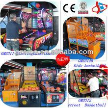 GM3312 indoor amusement electronic basketball game