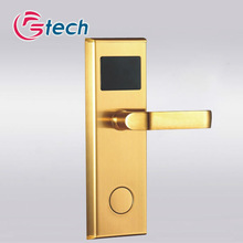Hotel automation smart control door lock of hotel lock with free software