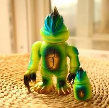 green dragon miniature figures;glow in dark plastic miniature human figure, mini plastic miniature figure