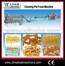 Chewing/ Jam center pet food process machine