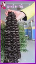 Deep Wave Futural Hair, Synthetic hair use Futura Fiber, No sheding, Tangle free, easy braiding