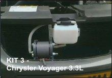 HHO Hydrogen Gas Generator Fuel Saving Kit K3 Fitted