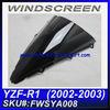 For YAMAHA yzf R1 2002-2003 scooter windscreen FWSYA008