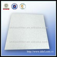 Fiberglass Air Filter , spray painting cotton