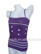 Seamless 2012 women's fashion tops, lingerie