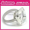 2014 de alta calidad de cristal anillo de servilleta, diamantes de imitación de sostenedor de la servilleta de la boda para decoración de la mesa