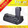 Battery Grip for Canon Eos 550D/600D Rebel T2i/T3i DSLR Camera