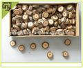 natural de madera de pequeñas decoraciones de navidad adornos