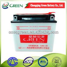 Top Quality 12N9-BS Motorcycle Lead Acid Battery