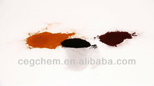 chemical formula for ferrous oxide