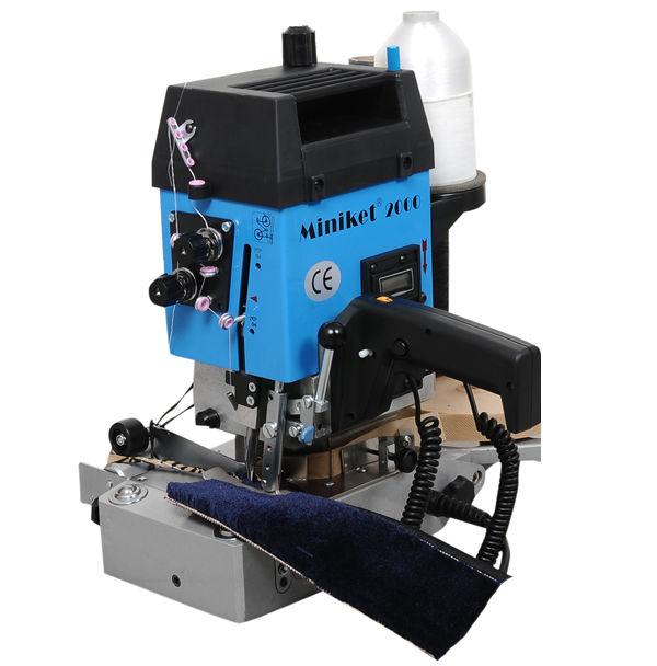Miniket 2000 Portable Carpet Overlock Machine