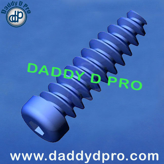 pcl de tornillo ortopédicos instrumentos