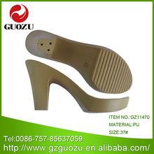 women high heel shoes color sole fashion design for sale