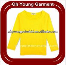 Fashion Kid Clothing,Kids Wholesale Clothing Children's Blank Tshirts