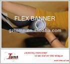 advertising material pvc flex for large format,white vinyl printing banner