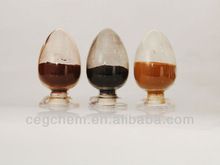 chemical formula of ferrous oxide for paints