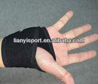 Adjustable neoprene wrist sport support