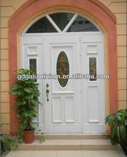 Elegant high standard of security opening door