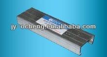 Jiangsu metal building material Construction steel studs/drywall system