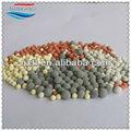 Balles de minéraux alcalins de traitement de l'eau filtre