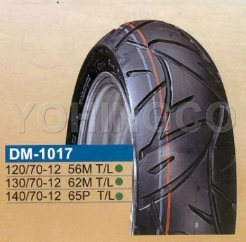 MOTORCYCLE TIRE DURO