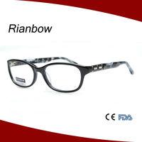 Fashion designerhandmade acetate eyewear optical frame