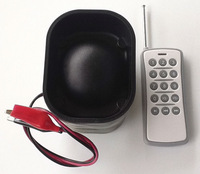 2015 New Model Waterproof MP3 Bird Caller with Timer,quail sounds and 15 keys Remote Control