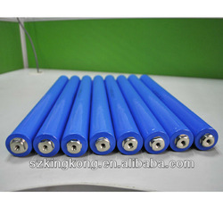 7.2V cylindrical rechargeable environmental protection battery