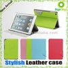 2013 factory supply, custom stylish for ipad mini smart cover