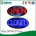 2015 animados de batería alimentado abierto led signo signo cerrado abierto( hso0496)