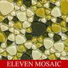 EMSPP03,high glossed glass mosaic tile,irregular tile,crystal tile
