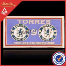Advertising torres football badge
