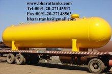 Hydrogen storage gas tank