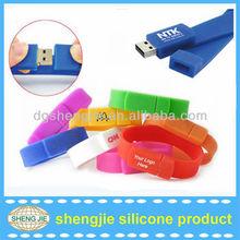 Premium Black Wristband USB Flash Memory Drive(stick/pen/thumb) 32GB
