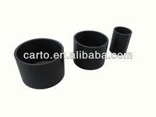 Straight silicone coupler hose cooling hose