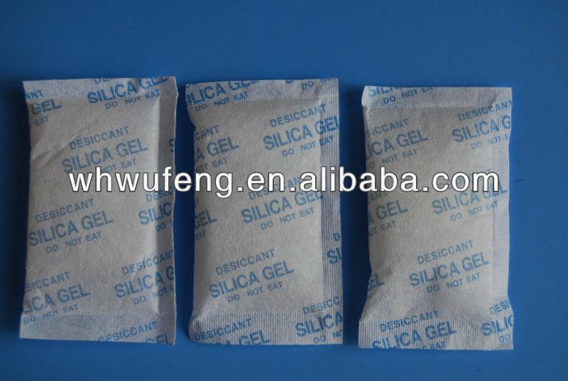 good price silica gel desiccant absorbing moisture bag