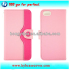 for apple iphone wholesale luxury leather wallet case for iphone 5s