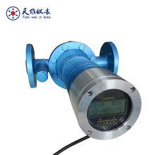 Mechanical/digital alcohol flow meter/flow batch controller