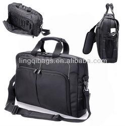 Quality office men's laptop briefcase