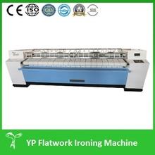 Full stainless steel flatwork ironer