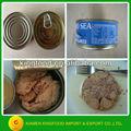 conservas de atún con el certificado halal