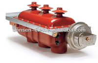 Indoor SF6 Insulated Load Break Switch, SF6 Gas Disconnector, FLN48-12KV,24KV
