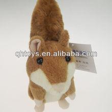 big tail squirrel talking plush toy,electronic plush toys