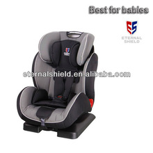 ES02-S Child Car Seat Group1+2+3 Conform To ECE R44/04 Fitable for 9-36kgs Baby