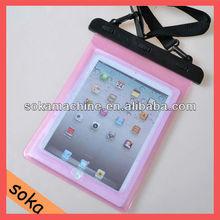 for ipad mini waterproof case/bag