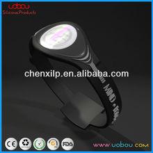 Power Sports Silicone Bracelet Ion Balances